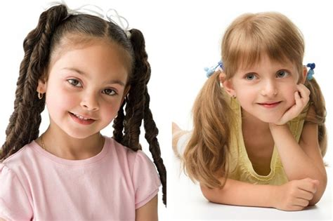 hairstyles for children girls long hair simple styles of party hair for girls as children