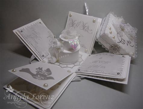 tutorial for exploding box wedding 22 best exploding box cards images on pinterest