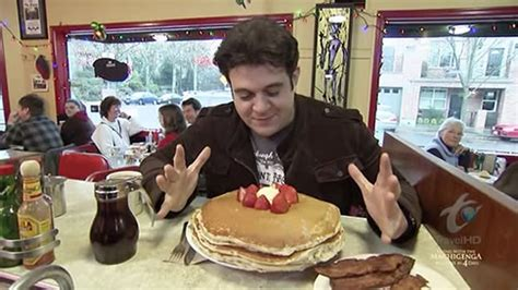 vs food pancake challenge alton brown calls v food gluttonous and quot disgusting