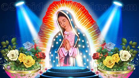 imagenes hermosas de dios yla virgen con movimiento la virgen guadalupana la mas hermosa padre mois 233 s