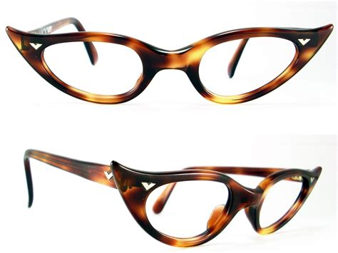 Frame Cat Eye 2003 vintage eyeglasses frames eyewear sunglasses 50s vintage 50s cat eye glasses sunglass frame glasses