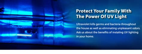 uv light for hvac benefits of uv light in hvac systems