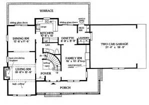Center Hall Colonial Floor Plan 301 Moved Permanently