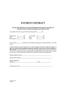 Sle Agreement To Pay Debt by 7 Payment Agreement Contract Timeline Template