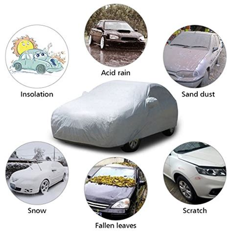 Protection Cover For Car Suv Size L Use Indoor audew car cover suv cover car snow cover waterproof windproof dustproof scratch resistant