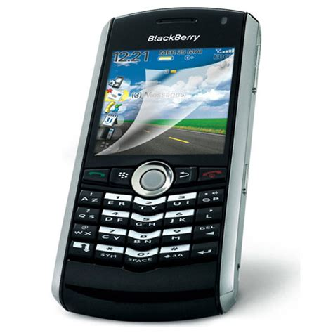 Hp Blackberry Pearl Blackberry Pearl 8100 Phone Photo Gallery Official Photos