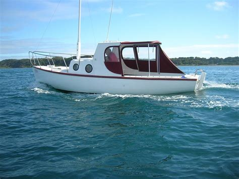 timber fishing boat for sale australia couta 23ft timber half cabin for sale trade boats australia