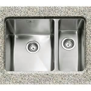 Undermount Stainless Sinks Kitchen Sinks by Caple Mode 150 1 5 Bowl Stainless Steel Undermount Kitchen