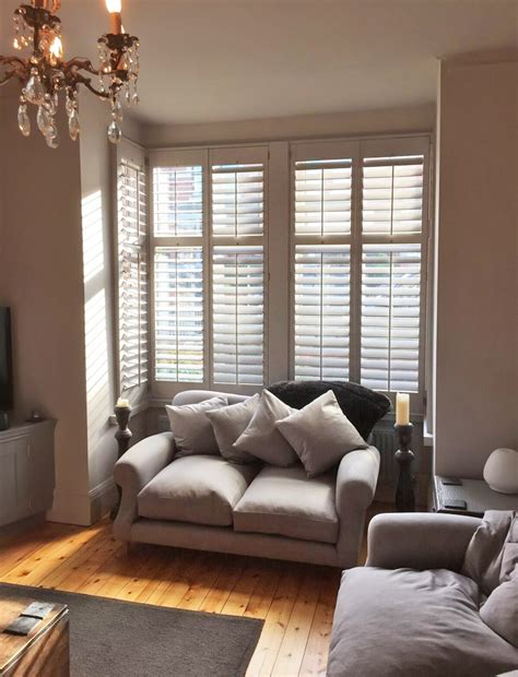 Living Room Window Shutters Living Room Shutters Can Help Transform Your Home