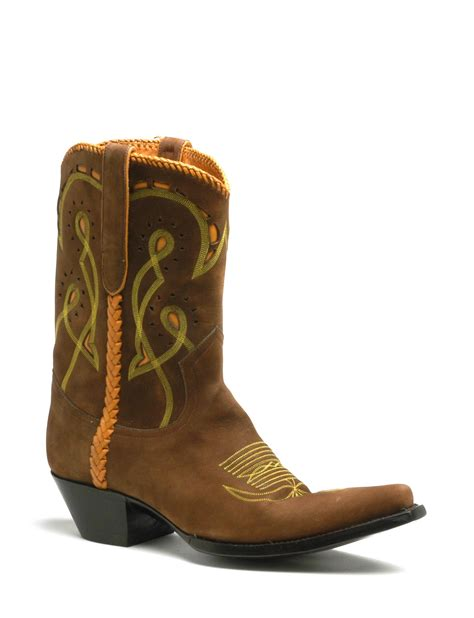 Best Handmade Cowboy Boots - buzz miel handmade cowboy boots from liberty boot co