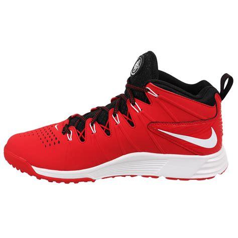 Nike Huarache 4 nike huarache 4 lx lacrosse turfs white black