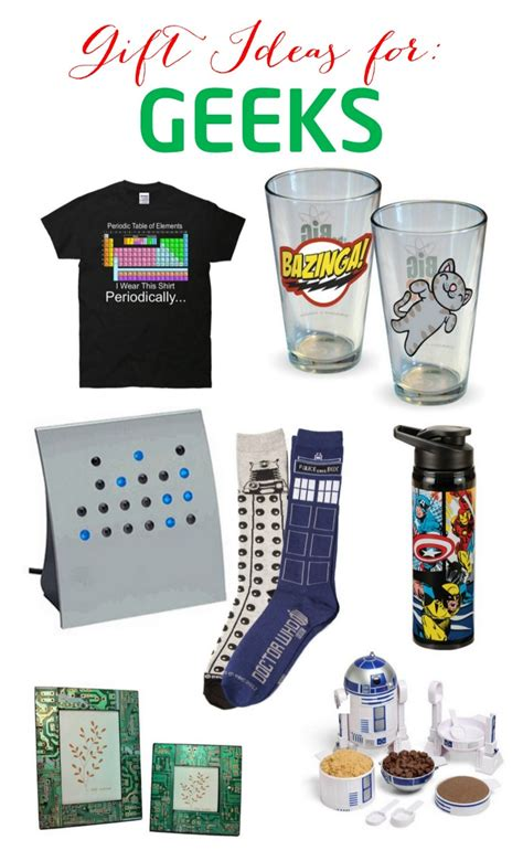 geeky s gifts gift ideas for geeks simply darr