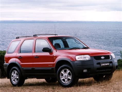how can i learn about cars 2004 ford escape free book repair manuals ford escape specs 2000 2001 2002 2003 2004 2005 2006 autoevolution