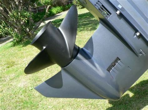 outboard skeg repairs the fishing website : discussion