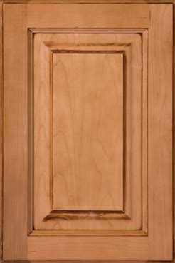 raised jefferson square american door and drawer