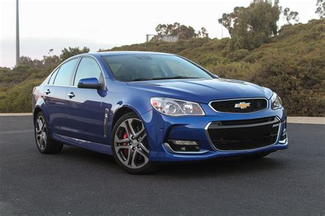 chevrolet ss 2017 chevrolet ss one week review automobile magazine