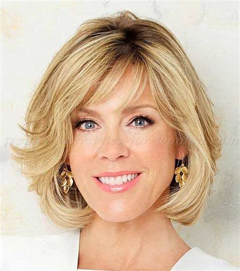 Bob Hairstyles For 50 by Chic Bobs For 50 Bob Hairstyles 2017