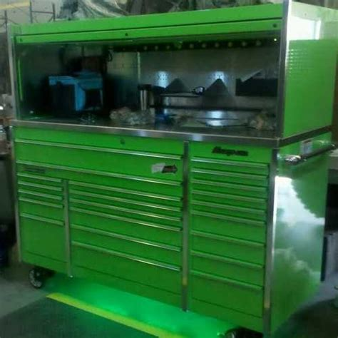 Kitchen Cabinets For Sale Craigslist Snap On Tool Box Krl1023 With Hutch In Extreme Green Sure