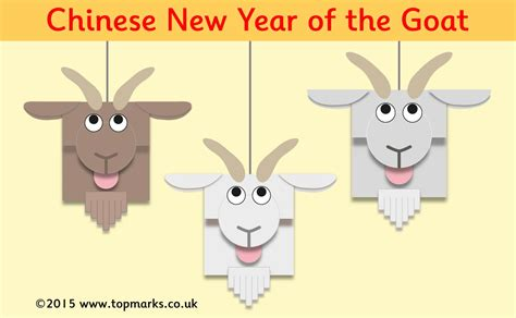 new year goat characteristics it s new year on 19 feb 2015 the topmarks