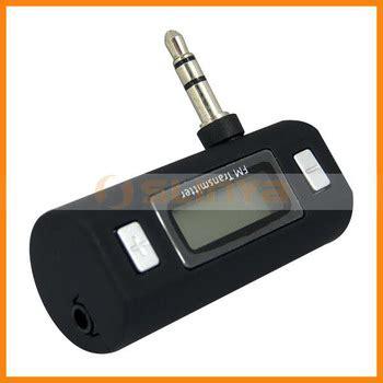 mobile phone fm transmitter mobile phone fm transmitter connect car fm radio aux