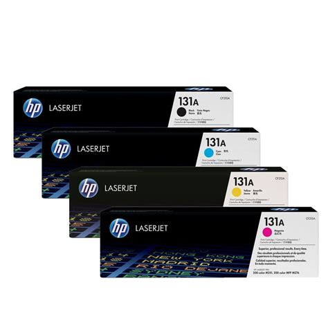 Hp 131a Black Cf210a Original Laserjet Toner Cartridge Hp 131a Black Original Laserjet Toner Cartridge Cf210a