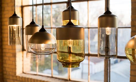 Handcrafted Lighting - parallel series pendant ls handcrafted by hennepin made