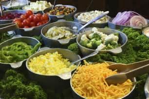 buffet items ideas 5 beneficios de comer ensaladas salud180
