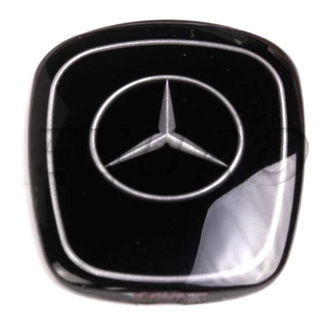 Mercedes Shift Knob by Genuine Mercedes Auto Trans Shifter Knob Emblem 2022670934