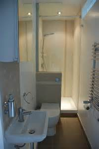 Small Ensuite Bathroom Design Ideas 25 Best Ideas About Small Narrow Bathroom On Pinterest