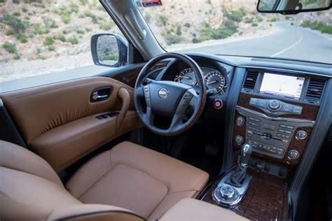 nissan patrol platinum interior 2018 nissan patrol review price design 2019 2020 us