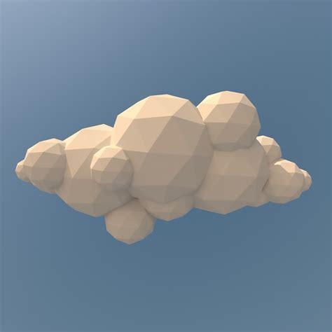 3d cloud clouds pack landscape 3d ma