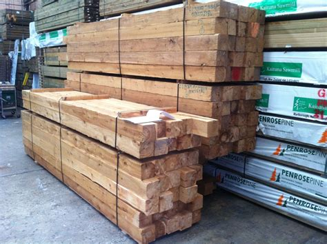 Hardwood Sleepers Sydney by Building Timber Frank S Timber Supplies Botany Sydney