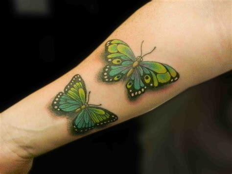 my butterfly tattoo secret ink tattoo