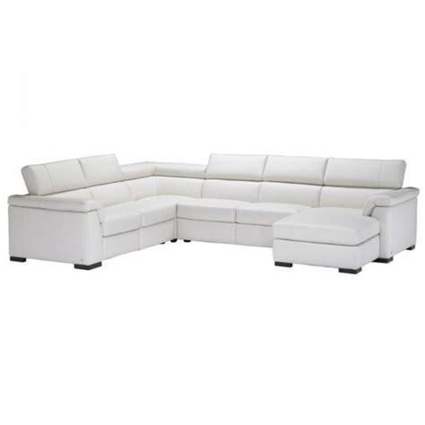 natuzzi chaise natuzzi editions modena leather corner sofa with chaise