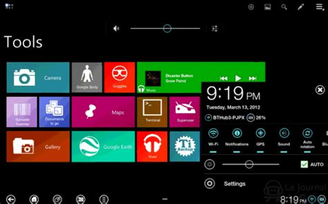 galaxy themes for windows 8 metro sur android