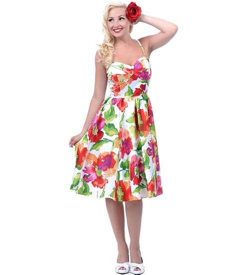 swing dress floral swing dress dressed up girl