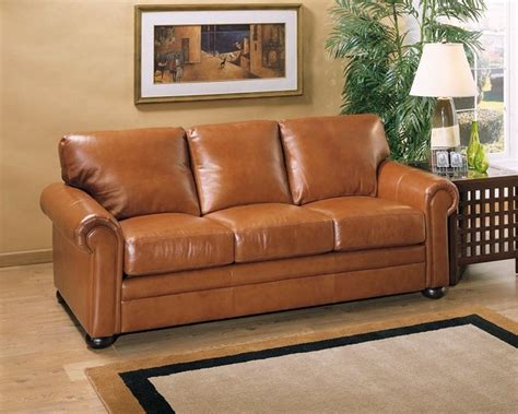 color leather sofa stylish camel color leather sofa dryden