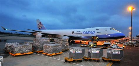air cargo archives outside the box