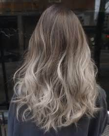 how to do ash ombre highlight on hair 40 glamorous ash blonde and silver ombre hairstyles