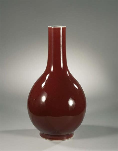 Sang De Boeuf Vase by Sang De Boeuf Vase China 1735 1795 Vases