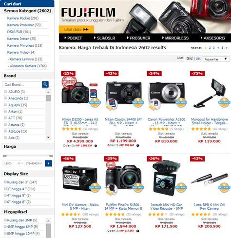 Kamera Lazada toko kamera terpercaya terbaik munkyk yu