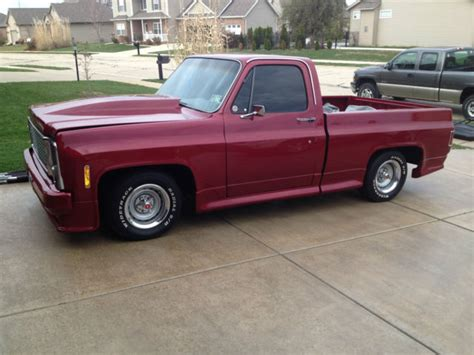 chevy truck bed for sale 1979 chevy short bed truck for sale in dunlap illinois