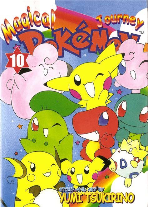 magical pokemon journey volume  bulbapedia