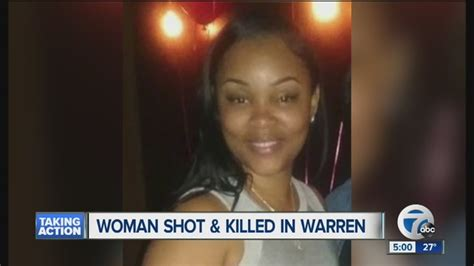 woman stabbed to death daughter injured during domestic dispute woman dies after shooting in warren wxyz com