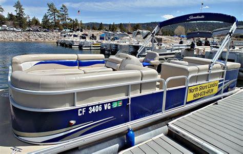 pontoon boat rental big bear holloway s marina big bear lake jet ski and boat rentals