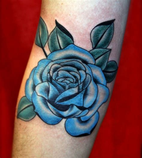 blue rose tattoo tattoos designs ideas and meaning tattoos for you