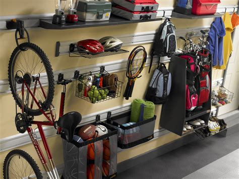 Garage Sports Storage Ideas Orlando Garage Storage Options For Storing Large Sports