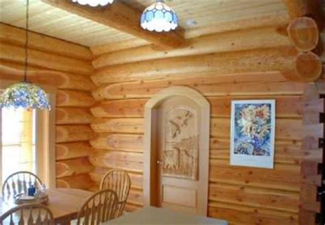 Log Homes Interior log cabin interior finishes which materials are best