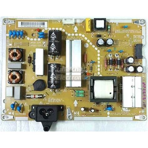 Psu Tv Lg Type 32lf550 Eax66171501 Power Supply Unit For Lg Led Model 32lf550 Ta