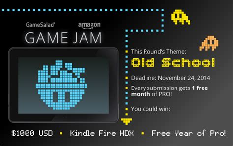 themes for gamesalad free months of pro 183 cash prizes 183 gamesalad 2014 game jam